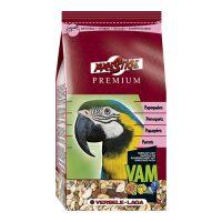 Premium Parrots – Пълноценна храна за големи папагали – 2 кг
