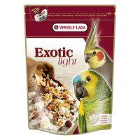 Exotic Light – Храна за големи папагали с пуканки и зърна