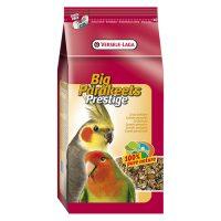 Standard Cockatiels (Big Parakeets) – Пълноценна храна за средни папагали – 1 кг