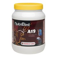 NUTRIBIRD A19 for birds – Храна за ръчно хранене на големи папагали – 3 кг