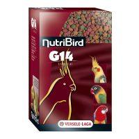 NUTRIBIRD G14 Tropical – Пълноценна екструдирана храна за ежедневно хранене на средни папагали