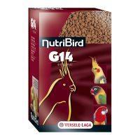 NUTRIBIRD G14 Original – Пълноценна екструдирана храна за ежедневно хранене на средни папагали