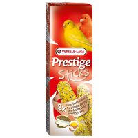 Sticks Budgies Eggs & Oyster shells – стик за вълнисти папагали с яйца и черупки от стриди