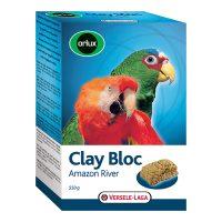Clay Bloc Amazon River – Глинен блок за папагали