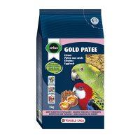 Gold Patee Parakeets and Parrots – мека яйчна храна за средни и големи папагaли – 5 кг