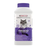 Deodo Odour Control Green Tea – дезодорант на прах за котешка тоалетна с аромат на зелен чай