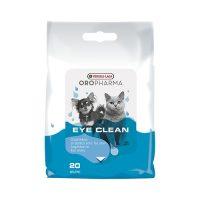 Eye Clean – напоени с лосион кърпички за ежедневна грижа за очите на любимеца