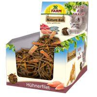 Върбови топки – лакомство с пилешко месо 15 гр