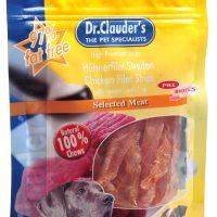 Filet Strips – меки ленти от пилешки гърди 80 гр/pre biotik/