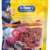 Snack – кубчета от пилешки гърди 80 гр/pre biotik/