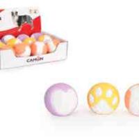 Играчка топка латекс 6.3см