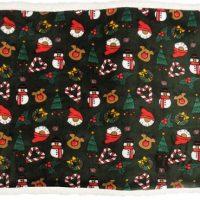 """Супер меко одеяло за кучета """"Коледа"""""""