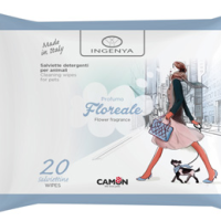 Почистващи кърпички с аромат на FLOREALE – 20бр.