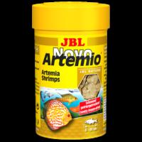 JBL NovoArtemio 250ml -Допълваща храна с артемия за риби