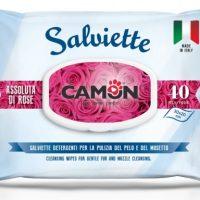 Почистващи кърпички с аромат на Рози Опаковка: 40бр.
