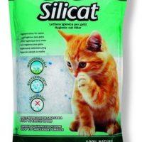 Силиконова тоалетна постелка за котки.