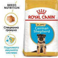 ROYAL CANIN® GERMAN SHEPHERD PUPPY 12kg