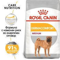 ROYAL CANIN® MEDIUM DERMACOMFORT 3kg