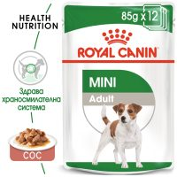 ROYAL CANIN® MINI ADULT POUCH 12x85g