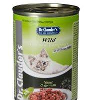 Dr.Clauder s Premium – с месо от дивеч 415 гр