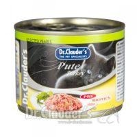 Dr.Clauder s Selected Pearls Pute- пуешко месо /Pre Biotics/-200 gr