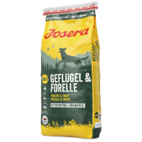 Josera Poultry & Trout – 0,9 кг