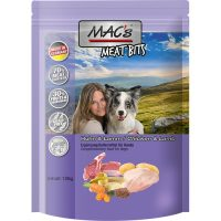MAC'S DOG Meat Bits Chicken&Lamb 120гр.