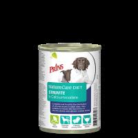 Struvite & Calciumoxalate-Консервирана, лечебна храна за кучета с проблеми в уринарния тракт, склонни към образуване на уринарни камъни-0.4кг
