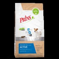 Prins PC Mini Super Active  – за активни кучета от дребните породи, също така подходяща за кучета по време на бременността и кърменето – 15 кг