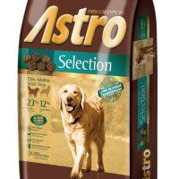 ASTRO SELECTION – за здравословен живот на възрастните кучета – 7,5 kg
