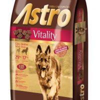 ASTRO Vitality (храна за активни кучета) – 15 kg