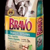 Bravo Frango & Legumes (пиле и зеленчуци) – 15 kg