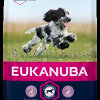 EUK DOG PUPPY MEDIUM-3 кг