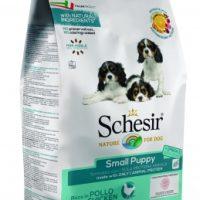 SCHESIR Puppy small с пиле -0.8 кг