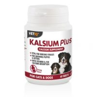 KALSIUM PLUS калций 60 таблетки – 30 гр