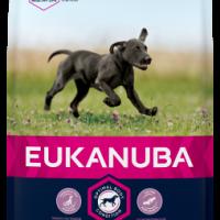 EUK DOG PUPPY LARGE-18 кг