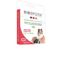 BIOSPOTIX Противопаразитна каишка куче 75см