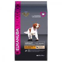 EUK DOG ADULT SMALL AND MEDIUM LAMB AND RICE-12 кг