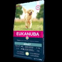 EUK DOG AD LARGE LAMB AND RICE за израстнали кучета над 1 година от едри породи-18кг