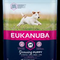 EUK DOG PUPPY SMALL-15+3 кг