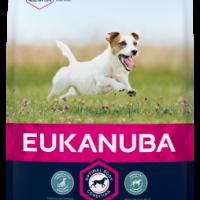 EUK DOG ADULT SMALL-15+3 кг