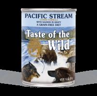 PACIFIC STREAM CANINE с пушена сьомга – 390 гр