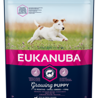 EUK DOG PUPPY SMALL 03 – 3 кг