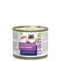 Prins VitalCare Renal Support-Пълноценна,консервирана диетична храна за котки с хронична бъбречна недостатъчност.Препоръчва се за подпомагане на бъбречната функция-0.2кг