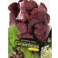 Беззърнена допълваща храна за гризачи с цвекло 140 гр.