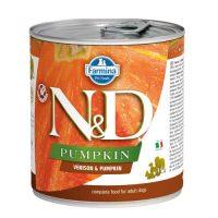 Консерва N&D DOG VENISON&PUMPKIN 285 g