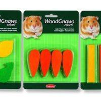 PP00085 – Дървена играчка за гризачи