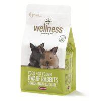 Wellness Junior Премиум храна за мини зайци – 1 кг