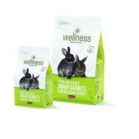 Wellness Adult Премиум храна за мини зайци – 3 кг