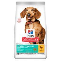 SP Dog Perfect Weight Small&Mini Chicken 6 кг – за идеално тегло суха храна